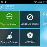 Test de Qihoo 360 Mobile Safe: une grande sélection d'outils de sécurité et de management pour téléphone