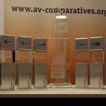 Kaspersky Lab nommé Produit de L'Année par AV-Comparatives