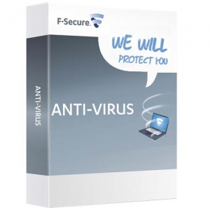 F-Secure Anti-Virus 2016