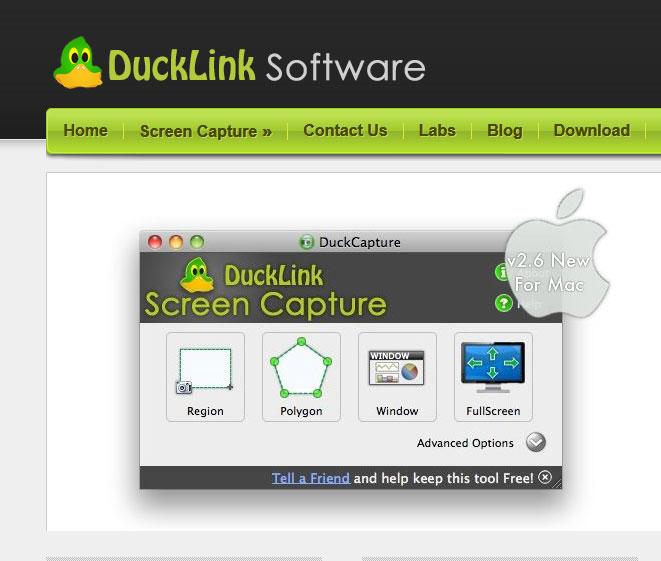 Ducklink software
