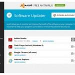 Le test sur l'antivirus gratuit Avast 2014