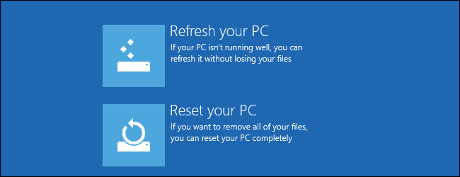 réinstaller Windows