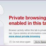 Comment fonctionne la navigation privée et pourquoi elle ne protège pas entièrement votre vie privée ?