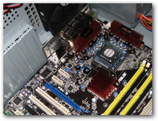 monter un PC