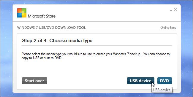 Image ISO Windows 7