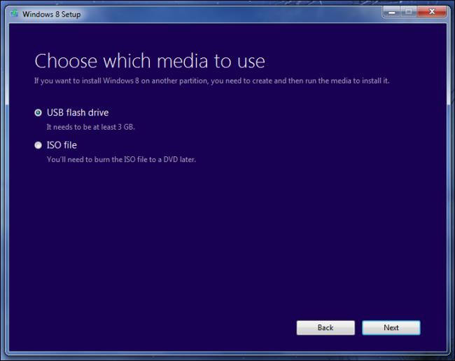Clé de Windows 8