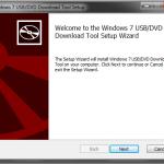 Comment installer Windows 7 avec un lecteur flash USB