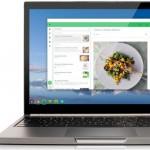 Chrome OS présente la première fournée d'applications Android supportées nativement