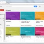 Google publie une extension de Gestionnaire de favoris pour Chrome