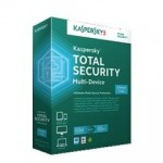 Kaspersky lance Total Security Multi Device