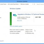Comment mettre à jour votre ordinateur de Windows 7 ou 8 vers Windows 10 grâce à une mise à jour Windows (Windows Update).