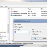 """Comment désactiver la notification """"Vous avez de nouvelles applications qui peuvent ouvrir ce type de fichier"""" dans Windows 10"""
