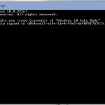 Comment ajouter le mode sans échec dans le menu de démarrage de Windows 10 et Windows 8