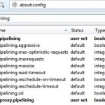 Augmenter la vitesse de Firefox