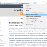 Comment modifier l'emplacement du dossier des Téléchargements de IE, Firefox, Chrome ou Opera?