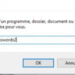 Créer un compte local sous Windows 10