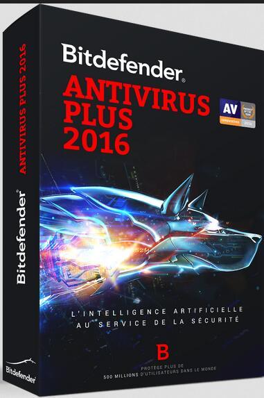 BitdefendeAntivirus 2016