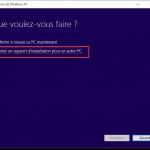 Télécharger les images ISO officielles de Windows 10 avec la Mise à jour 1511 de Novembre