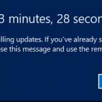 Comment empêcher Windows 10 de redémarrer automatiquement pour les installations de mise à jour