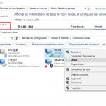 Windows 10 ne peut pas se connecter à Internet (Wifi)