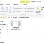 Comment réinitialiser le compteur de capture d'écran sur Windows 10