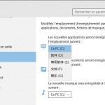 Déplacer vos applications et programmes vers d'autres disques et partition sur Windows 10