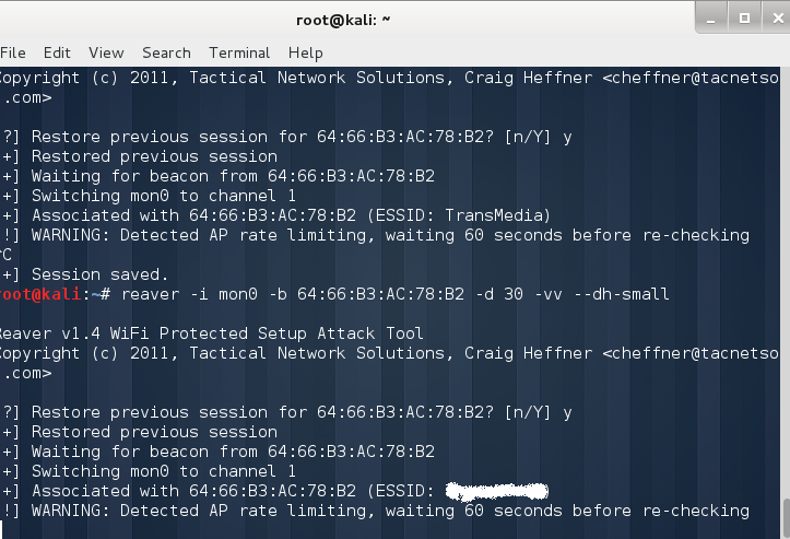 piratage wifi