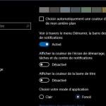 Comment activer ou activer le mode Foncé dans Windows 10 via Paramètres