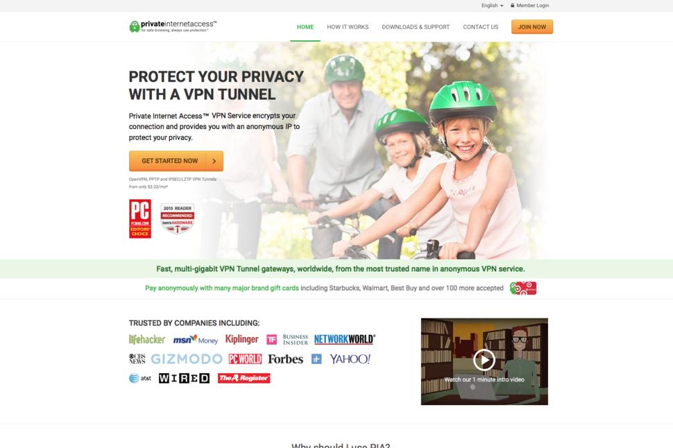 Private Internet Acces